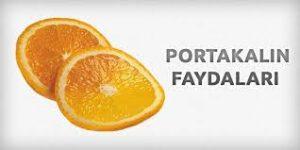 Portakalın-faydaları