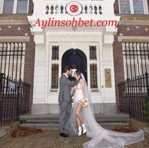 Burcu Kıratlı ile Sinan Akçıl evlendi: